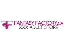 #61 for Design an updated logo for Fantasy Factory.ca Adult Store af codefive