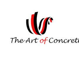 #40 para Design a Logo for The Art of Concrete por babitabubu