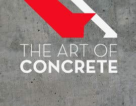 #81 para Design a Logo for The Art of Concrete por ignacioperezroca