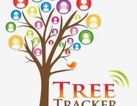 nº 34 pour Design a Logo for TreeTracker par AWAIS0