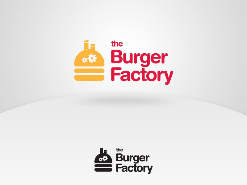#62 for Logo Design for Burger Factory by visualgalore