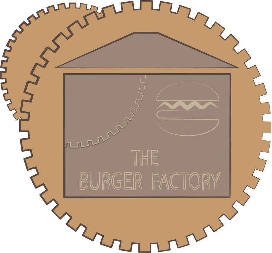 Конкурсная заявка №359 для Logo Design for Burger Factory