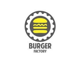 #282 for Logo Design for Burger Factory af datdiz