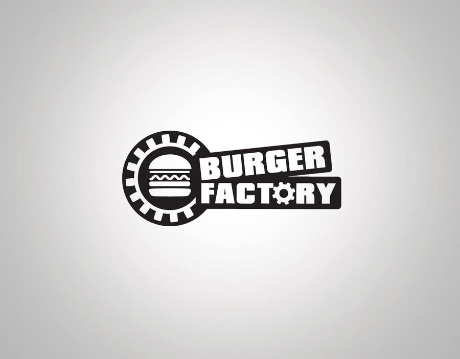 #173 for Logo Design for Burger Factory by Qudoz