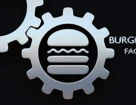 #201 for Logo Design for Burger Factory af vstanislav