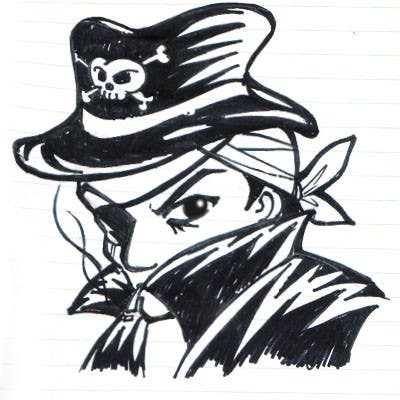 #2 for I need some Graphic Design to create an avatar for my Online ID: 'SpyPirates' by saiyaneia