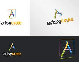 #67 for Design a Logo for ArtsyCrate af stoske