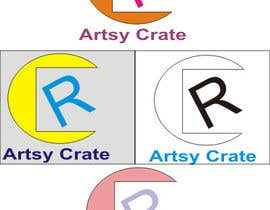 #84 for Design a Logo for ArtsyCrate af indofreelance99