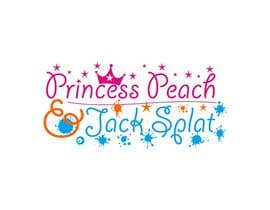 #25 para Princess Peach and Jack Splat por burhandesign