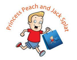 #4 para Princess Peach and Jack Splat por dheeraj105