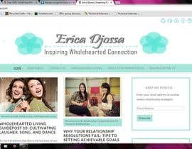 #67 for Design a Logo for Erica Djossa by promitamaitra