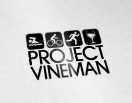 #87 para Design a Logo for Project Vineman por JAKUM