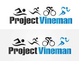 #44 para Design a Logo for Project Vineman por leduy87qn