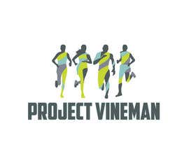 #98 para Design a Logo for Project Vineman por sebtahu4