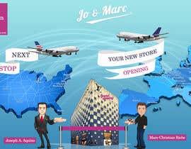"""jjwebdesign tarafından Design an Advertisement """"You Need Joseph & Marc-Christian"""" için no 5"""