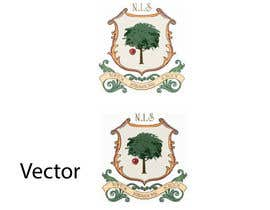 #8 for Recreate this logo as vector - Simple job - repost af pvprajith