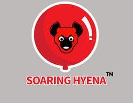 Nro 5 kilpailuun Soaring Hyena Logo käyttäjältä Sletheren