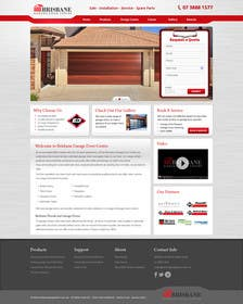 #49 for *****Design variation of existing website by creativeideas83
