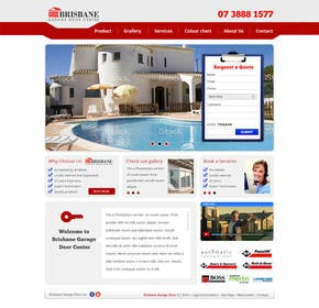 #45 for *****Design variation of existing website by phamtech211