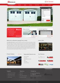 #53 for *****Design variation of existing website by deshiconcept