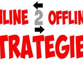 Nro 15 kilpailuun Design a Facebook Banner for: Online2Offline Strategies käyttäjältä brightstar537