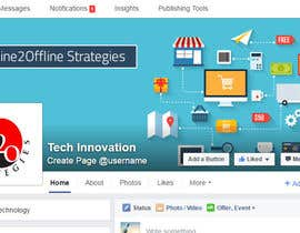 #7 for Design a Facebook Banner for: Online2Offline Strategies by abhimanyu3