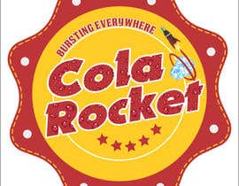 #51 para Design a Logo for Cola Rocket por obrejaiulian