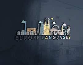 Nro 30 kilpailuun Design a Logo for Europe Languages käyttäjältä RedHotIceCold