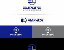 Nro 43 kilpailuun Design a Logo for Europe Languages käyttäjältä amstudio7