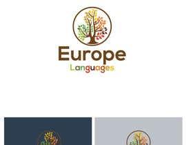 Nro 35 kilpailuun Design a Logo for Europe Languages käyttäjältä tolomeiucarles