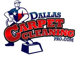 ruthsite tarafından Design a Logo for DALLAS CARPET CLEANING PRO .COM için no 18