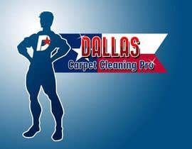 xeroiscute tarafından Design a Logo for DALLAS CARPET CLEANING PRO .COM için no 34