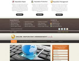 #14 для Wordpress Theme Design for RepShield.org от pankajbiswas