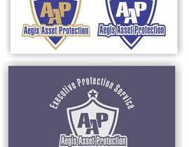 Nro 21 kilpailuun Design a logo for Aegis Asset Protection. käyttäjältä gjorgjipetkovski