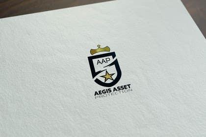 dtumenko tarafından Design a logo for Aegis Asset Protection. için no 25