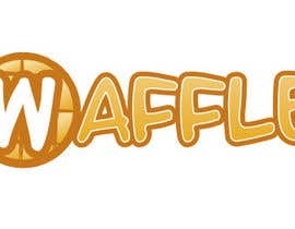 #78 para Design a Logo for Waffle - Photo Sharing App por AmyHarmz