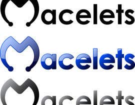 #67 for Design a Logo for Macelets, an eCommerce startup selling mens bracelets by cristiannicu
