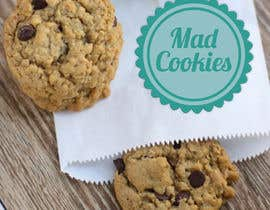 #128 for Design a Logo for Cookie Business CORRECTION: MAD COOKIES by FossilPixel
