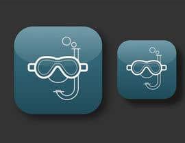 Nro 27 kilpailuun Logo and app icon for iOS app käyttäjältä jonAtom008