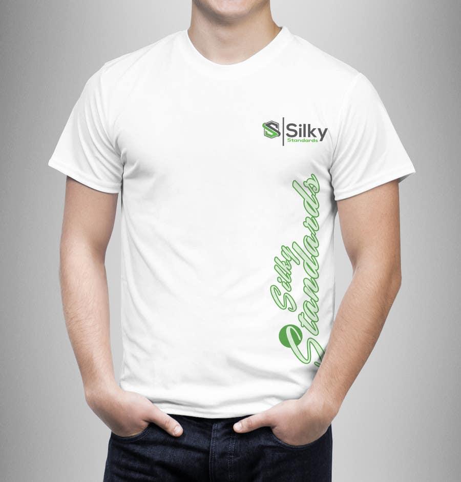 Kilpailutyö #43 kilpailussa Design a T-Shirt