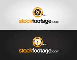 #103 for Logo Design for A website: StockFootage.com af logoflair