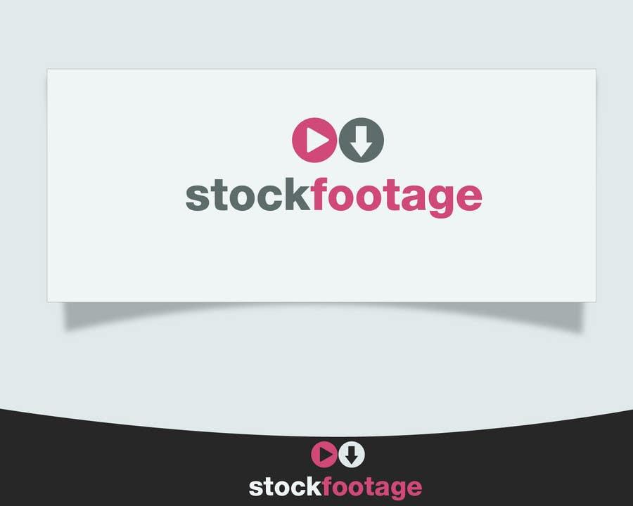 Inscrição nº 237 do Concurso para Logo Design for A website: StockFootage.com