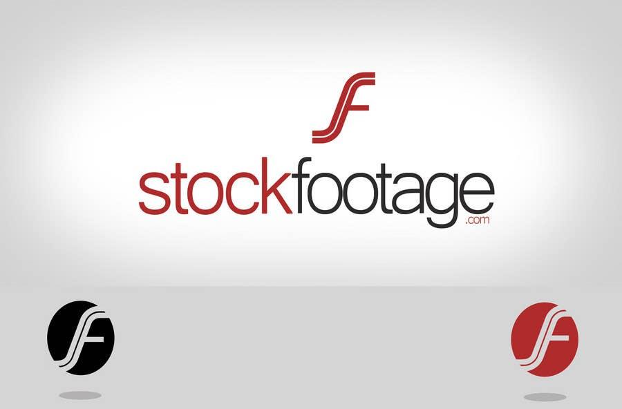 Inscrição nº 540 do Concurso para Logo Design for A website: StockFootage.com