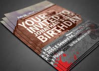 Contest Entry #56 for Design a Flyer for a birthday party