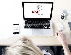 Nro 67 kilpailuun Design a Logo for TRAKCreations käyttäjältä Noxal