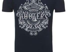 #18 for Design a Shirt for Hooters by javierlizarbe