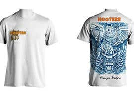 #27 for Design a Shirt for Hooters by macbmultimedia