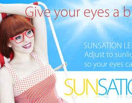 #31 for Design an Advertisement for Sunsation Lenses by christianhell