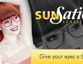 #35 for Design an Advertisement for Sunsation Lenses by designna