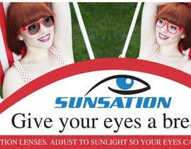 #37 for Design an Advertisement for Sunsation Lenses by amcgabeykoon